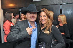 John Rich and Debbie Gordon