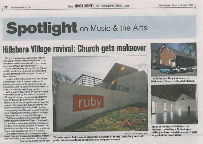 Church gets makeover