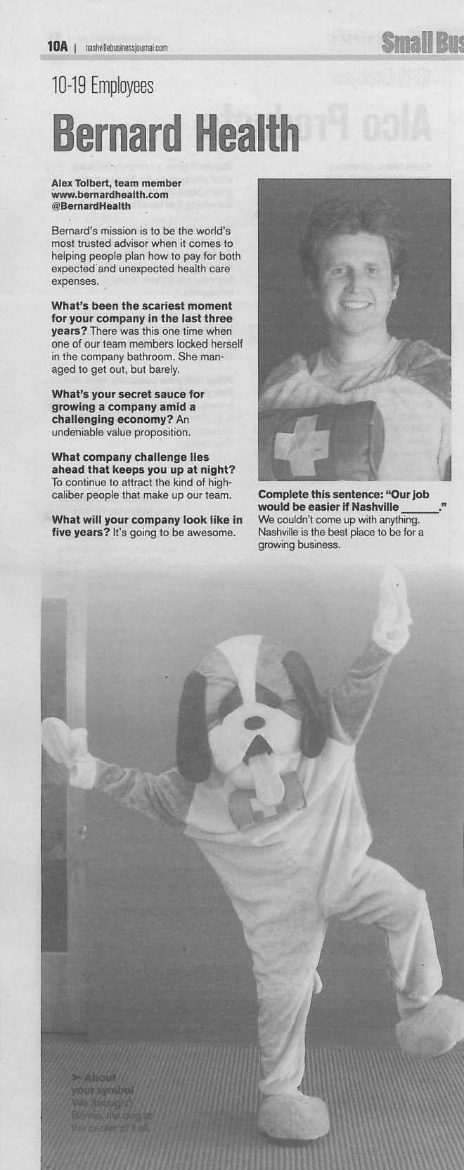 081712 NBJ SBA Bernard Health