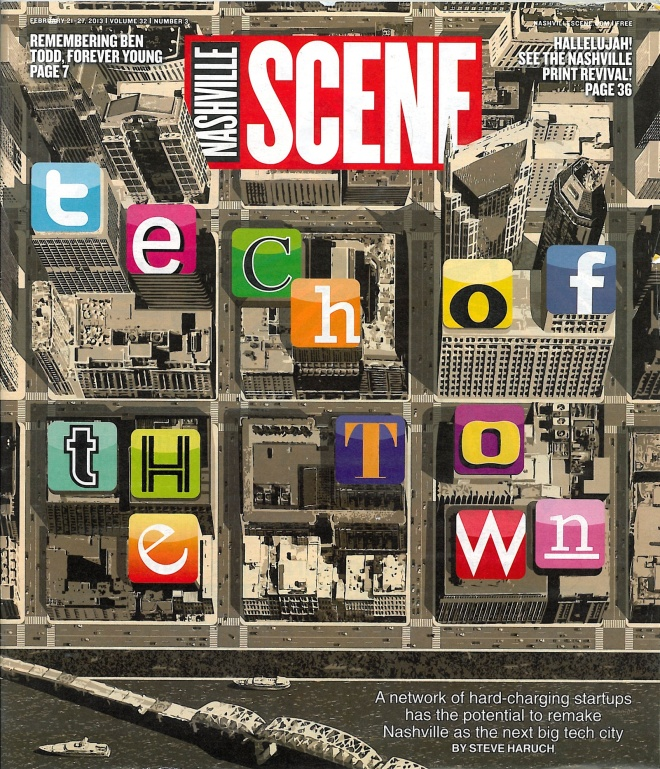 Scene - Tech